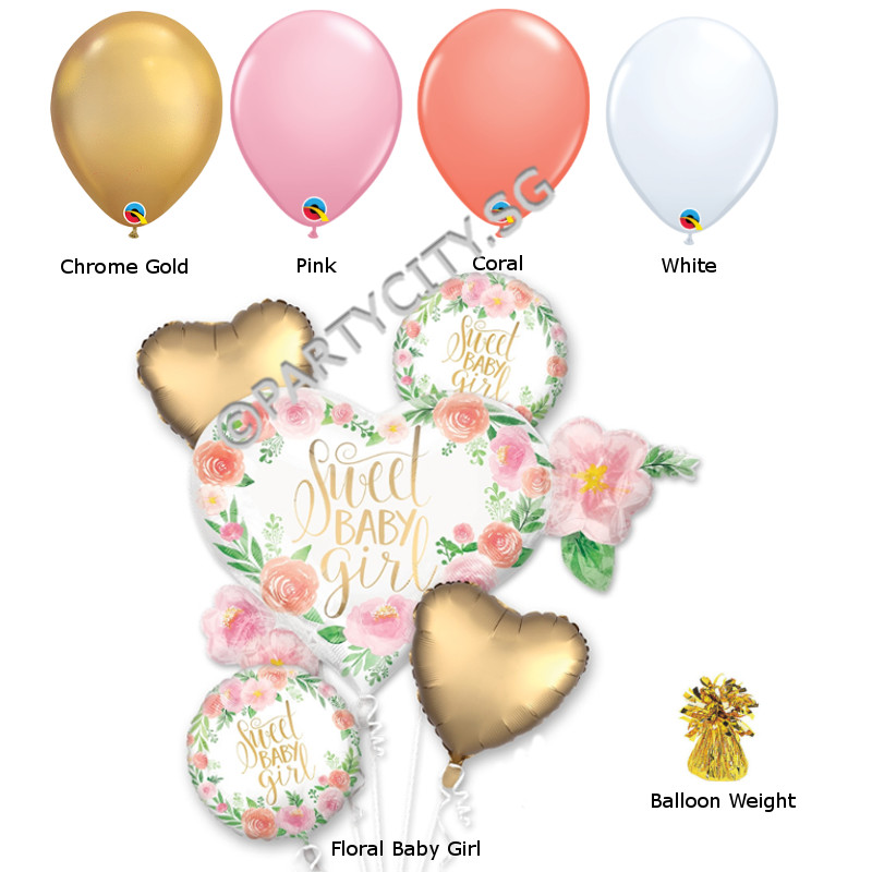 Balloons Delivery | Singapore balloons supplier | Balloon Bouquets